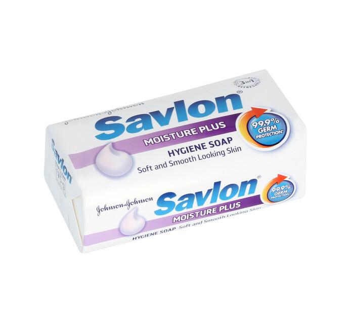SAVLON HYGIENE SOAP 175G, MOISTURE PLUS