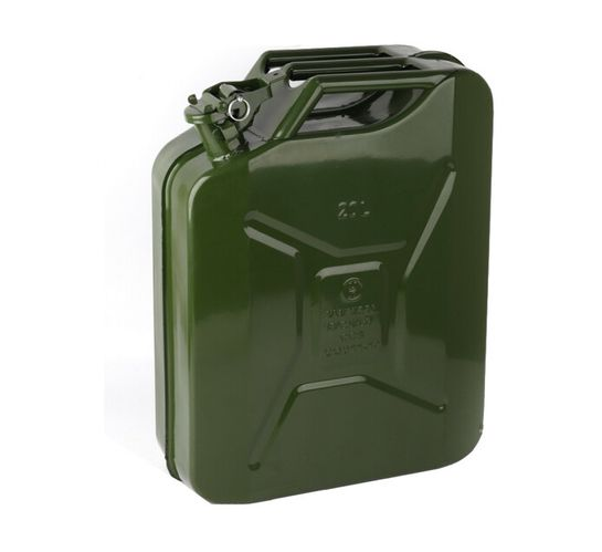 CAMPMASTER METAL JERRY CAN 20L