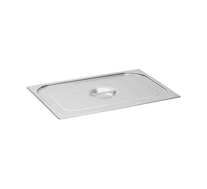 Steelking Chafing Dish Insert With lid S/S