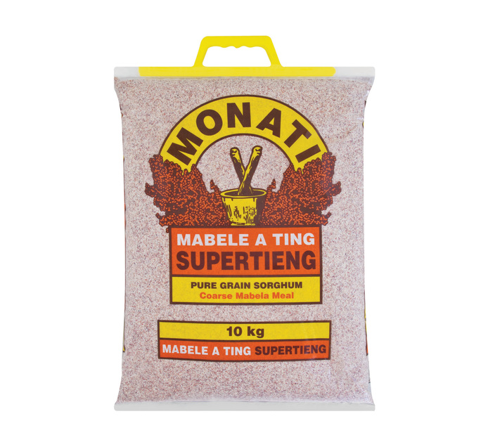Monati Mabele A Ting Supertieng (1 x 10kg)