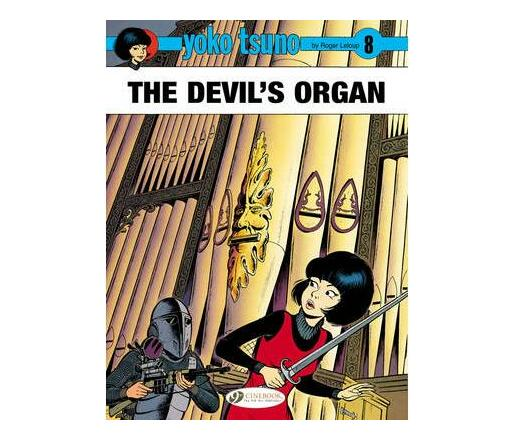 Devils Organ Book 8