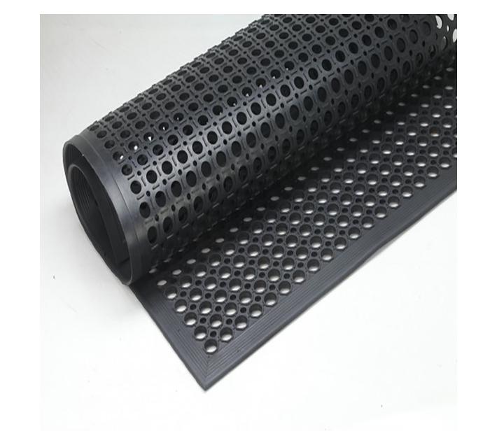 Rubber Ramp Mat 900x900 12mm