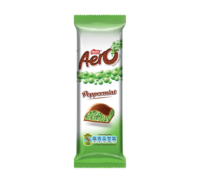 Nestle Aero Slabs Peppermint (1 x 85g)