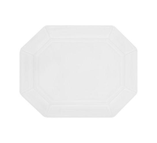 45 cm Fresh Paskha Octagon Serving Platter