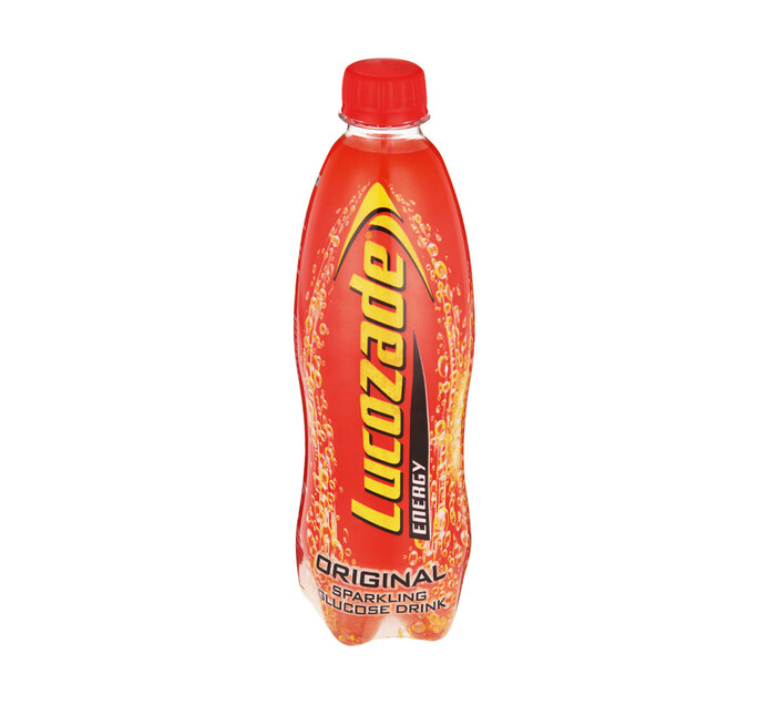 Lucozade Energy Drink Original (6 x 500ml)