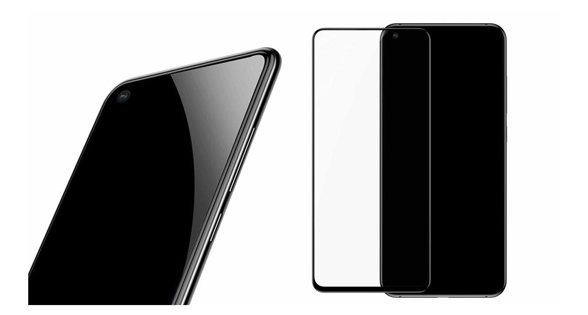 Baseus 0.3mm Curved Glass Screen Protector for Huawei Nova 4