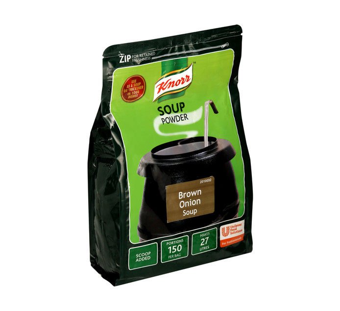 Knorr Soup Brown Onion (1 x 1.6 kg)