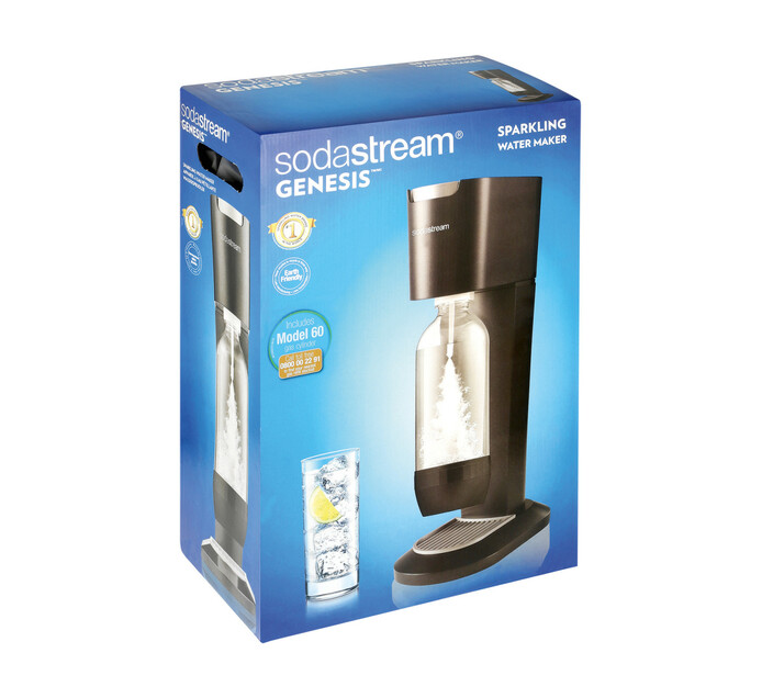 Sodastream Genesis Starter Pack