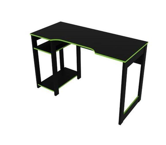 Linx Gaming Desk - Black & Green