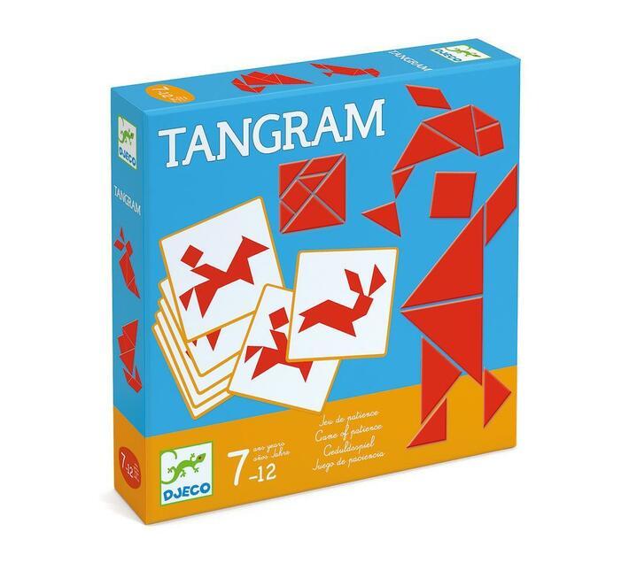 Djeco Educational Game: Tangram