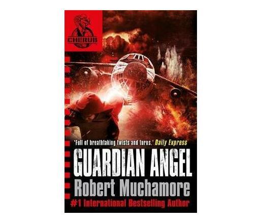 CHERUB: Guardian Angel : Book 14