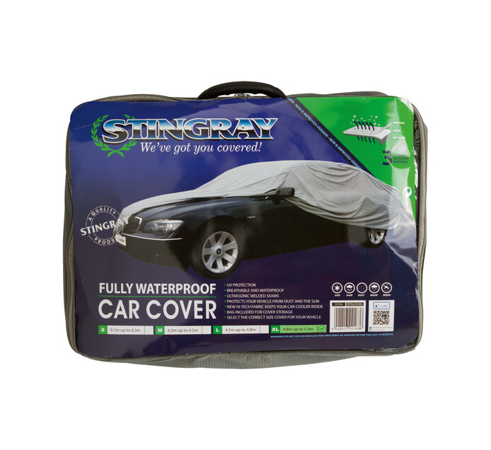 Stingray Extra Large Waterproof Car Cover