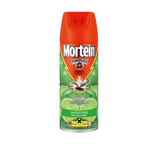 Mortein Insect Spray Citrus Burst (12 x 300ml)