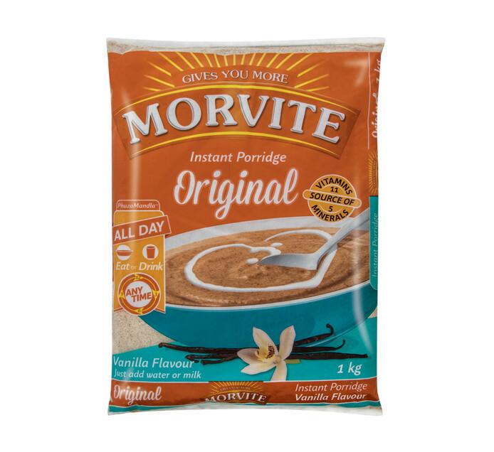 Morvite Porridge Vanilla (1 x 1kg)