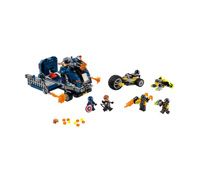 LEGO SUPER HEROES AVENGERS TRUCK