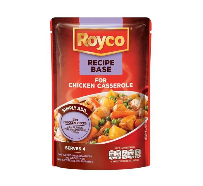 Royco Recipe Base Cooking Mixes Chicken Casserole (1 x 200g)