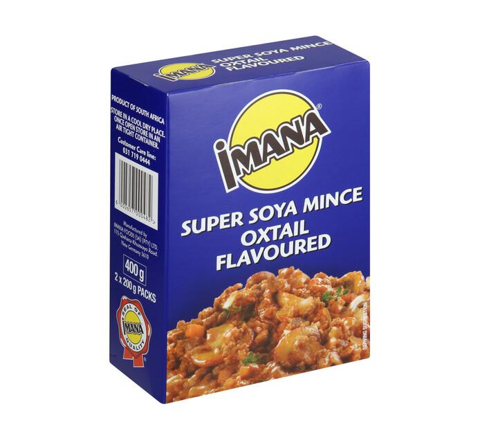 Imana Soya Mince ()