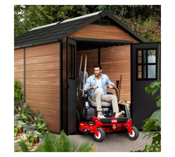 Keter Newton 7x9ft Garden Shed