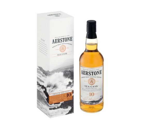 Aerstone Sea Cask Single Malt Whisky (1 x 750 ml)