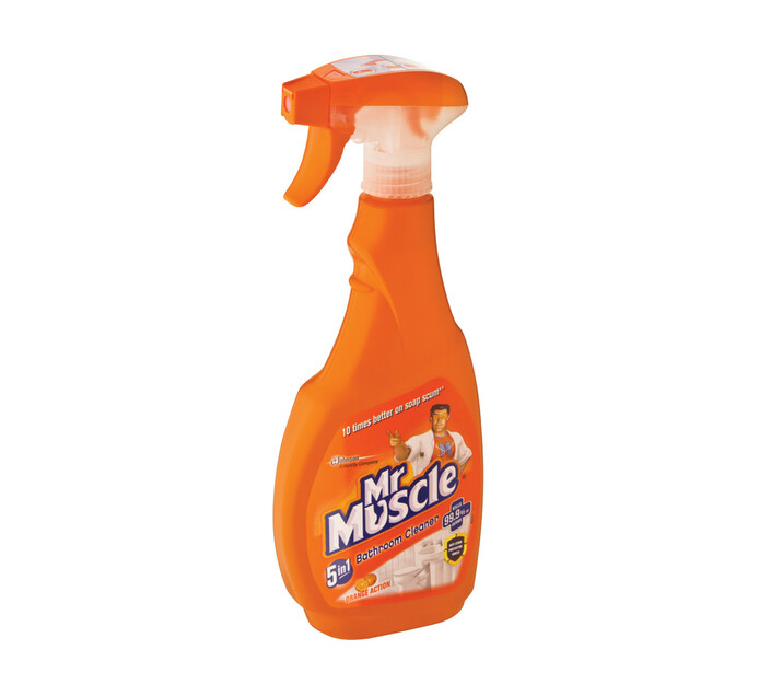 Mr Muscle Bathroom Trigger Orange (1 x 500ml)