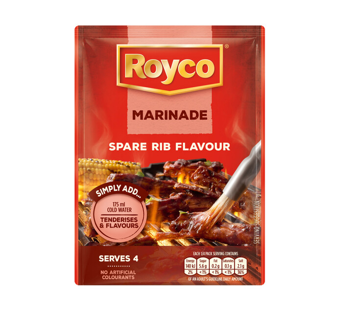 Royco Packet Marinade (All Variants) (1 x 40g)