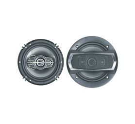"""STARSOUND 6"""" 4-Way 300 W Coaxial Speakers"""