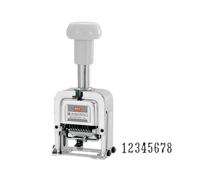 8 Digit Automatic Numbering Machine