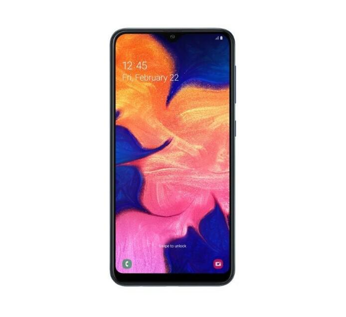 Samsung Galaxy A10 Dual Sim Black