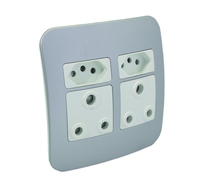 Major Tech Veti Double Socket