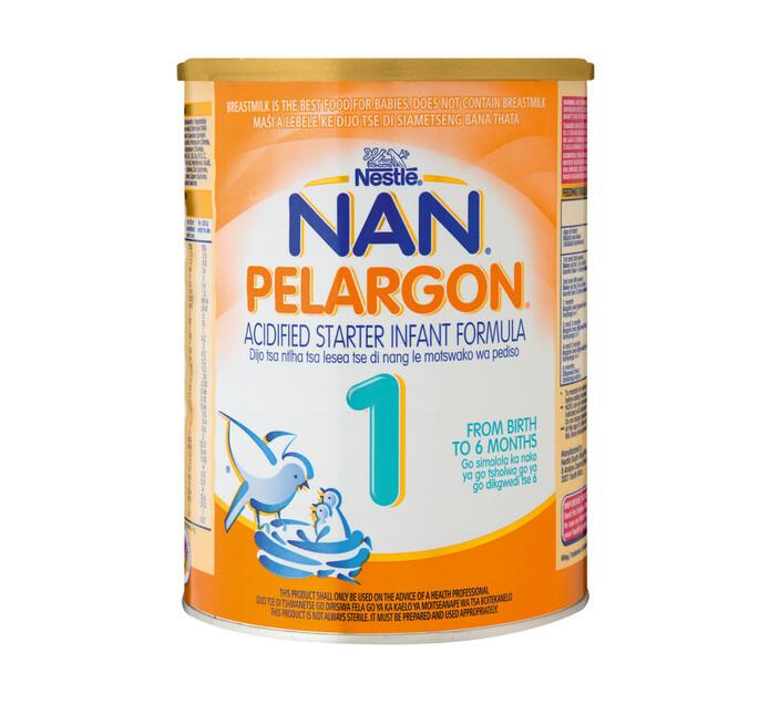 NAN Perlargon Infant Milk Formula 1 (1 x 900g)