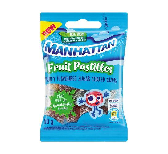 Manhattan Mini Candy Fruit Pastilles (12 x 50g)