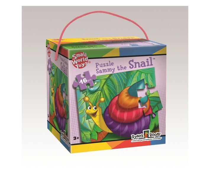 Sammy the Snail 16-piece puzzle