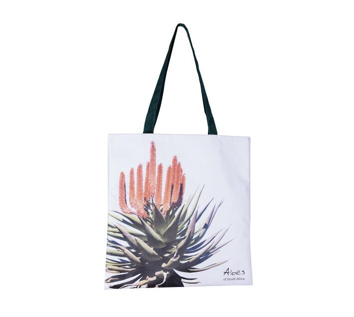 Tote Bag with ALO 008 print.