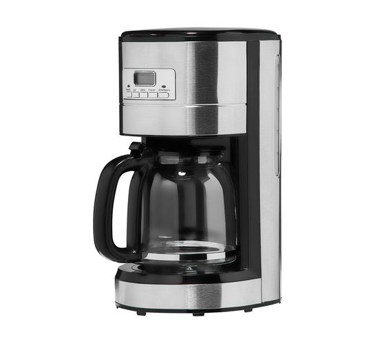 Defy Stainless Steel Drip Filter Coffee Maker