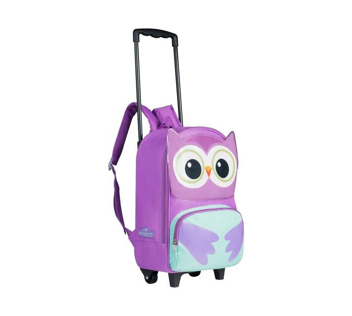 Playground Owl Trolley Backpack