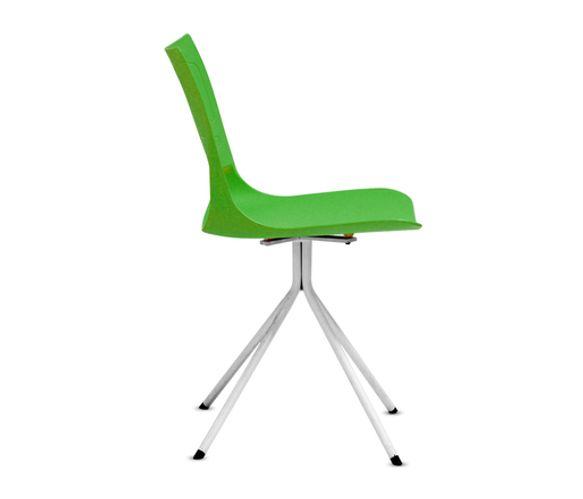 GOF Furniture - Animo Plastic Chair - Green