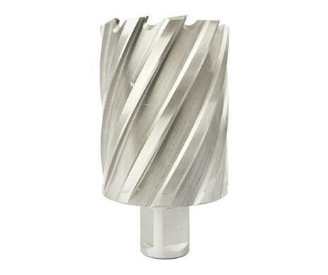 Annular Hole Cutter Hss 48 X 55mm Broach Slugger Bit