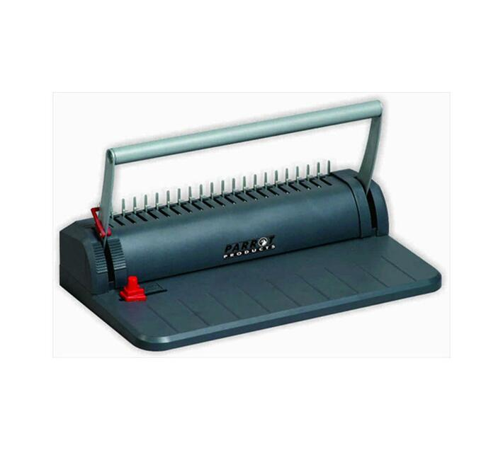 PARROT PRODUCTS Comb Binding Machine (150 Sheets, 20mm)