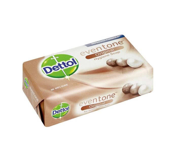 Dettol Soap Eventone Original (12 x 150g)