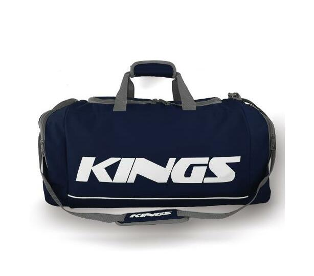 Kings Dome Shaped Carry Bag Navy & White - 2577M