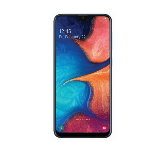 Samsung Galaxy A20 Blue