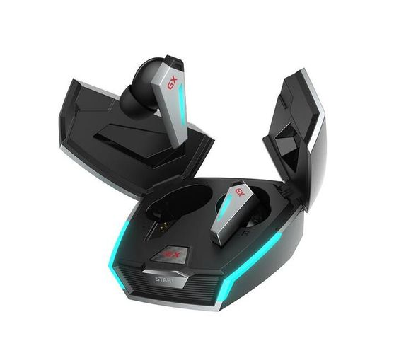Edifier - GX07-GREY - True Wireless Stereo Gaming Earbuds with Active Noise Cancellation