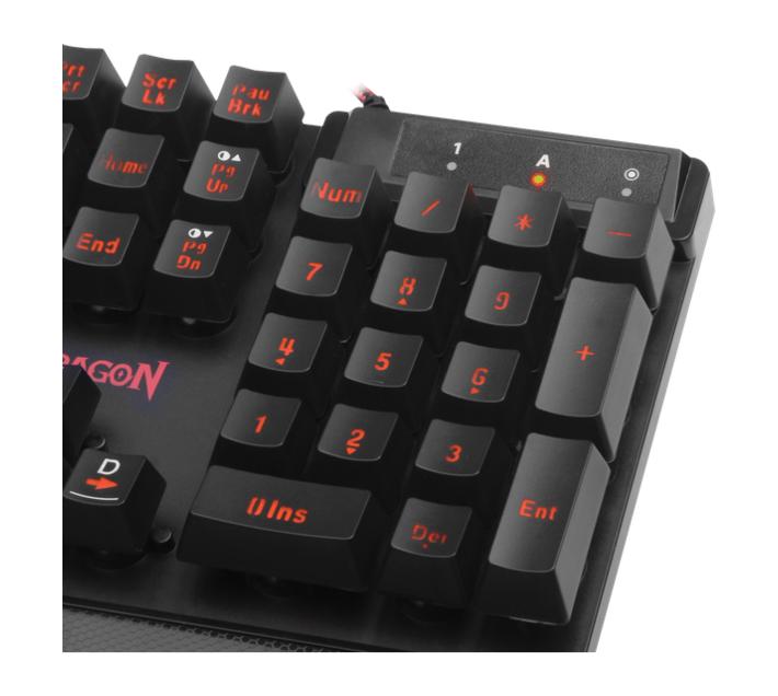 Redragon Yaksa Gaming Keyboard