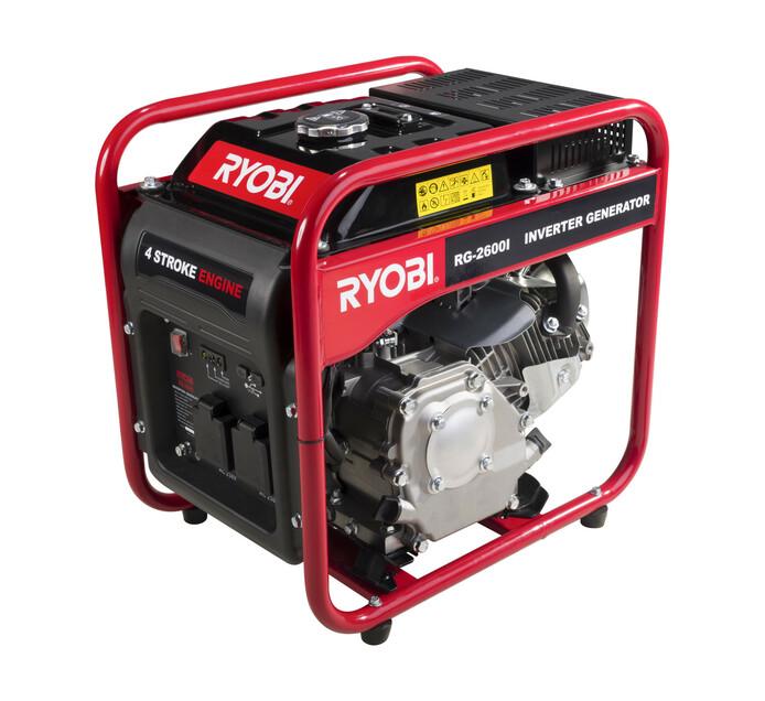 Ryobi 2500 W Inverter Generator