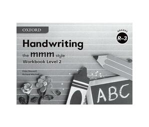 Oxford handwriting: Level 2: Gr 1: Workbook : The mmm style