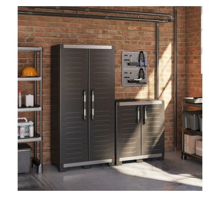 Keter Garage XL Cabinet: Tall