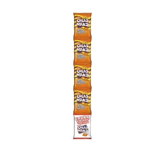 Willards Cheasnaks Strip Pack Chicken (120 x 22g)