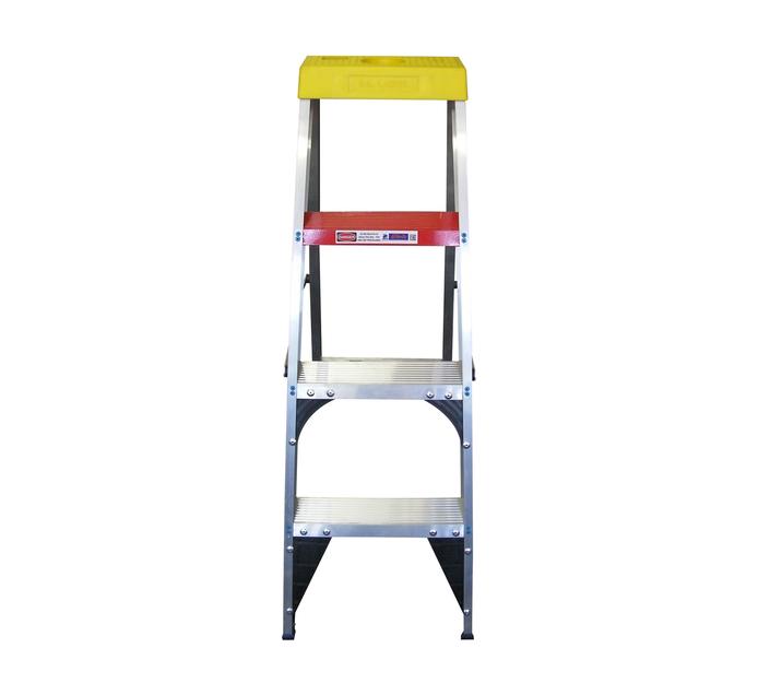 Gravity 1.2 m 4-Step Aluminium Ladder