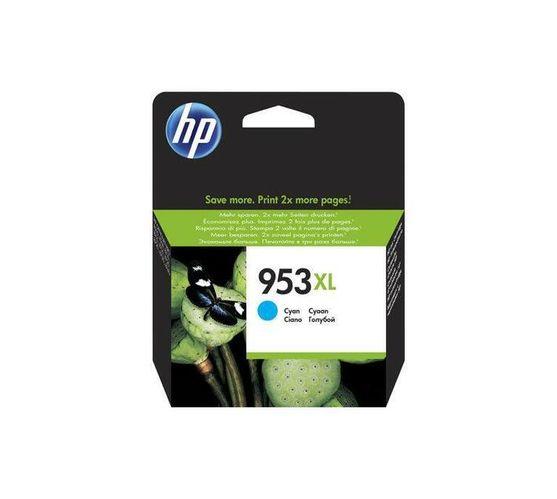 HP 953XL 20 Ml High Yield Cyan Original Ink Cartridge For OfficeJet