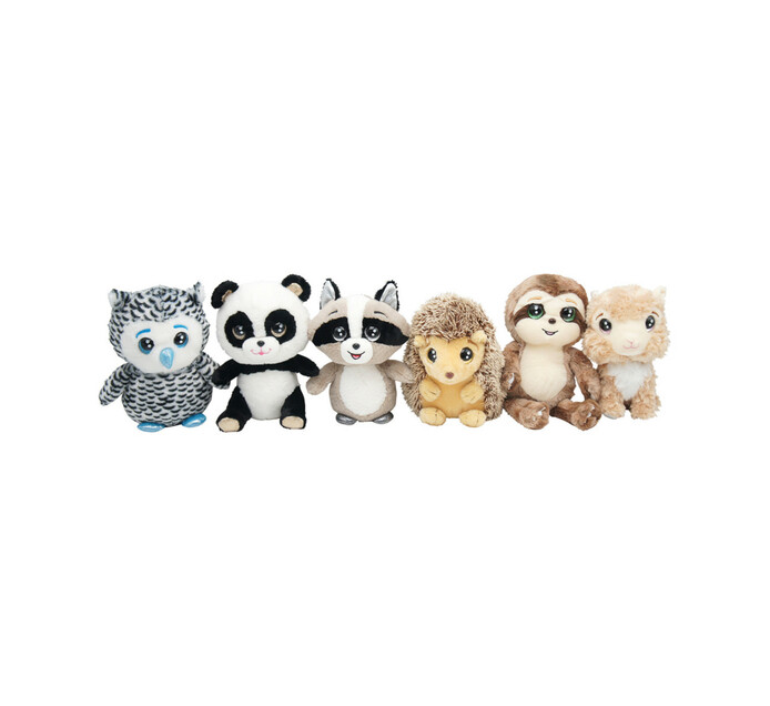 22 cm Lil Peers Forest Plush